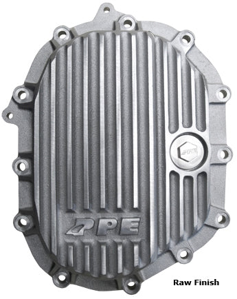 PPE DURAMAX FRONT DIFFERENTIAL COVER 2011-2016 GM 6.6L DURAMAX 2500/3500HD