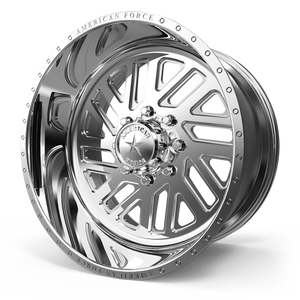 AMERICAN FORCE G59 ORIGIN SS FORGED ALUMINUM WHEEL - 6x5.5 - Polish