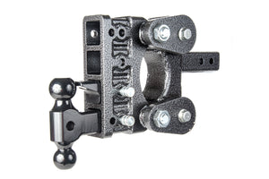 "Gen-Y Hitch 16K Torsion Drop Hitch 2"" & 2.5"" Shank - Class V"