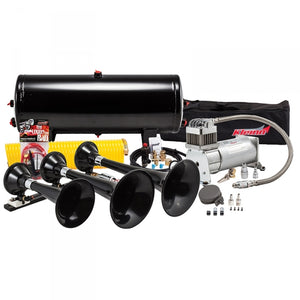 KLEINN HK7 TRIPLE TRAIN HORN KIT UNIVERSAL