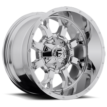 FUEL D516 CHROME KRANK RIMS