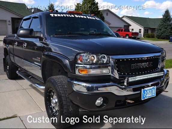 royalty core 13658 rc1 classic grillle 2003 2006 gmc sierra hd 2500 35 xtreme redline performance royalty core 13658 rc1 classic grillle 2003 2006 gmc sierra hd 2500 3500