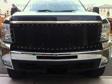 Royalty Core Chevy 2500/3500 2007-2010 Full Grille Replacement RC1 Classic Grille