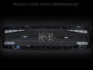 Royalty Core 14424 Chevy 2500/3500 2015-2018 RC3DX Innovative Grille