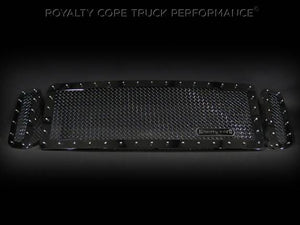 ROYALTY CORE Ford Super Duty 2005-2007 RC1 Classic Grille