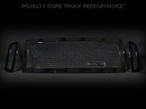 ROYALTY CORE Ford Super Duty 2005-2007 RC1 Main Grille 3 Piece No Studs-Smooth Look