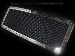Royalty Core RC1 Classic Grille Chrome For 2008-2010 Ford F-250/350 Super Duty