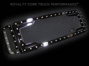 Royalty Core RC2 Twin Mesh Grille For 2008-2010 Ford F-250/350 Super Duty