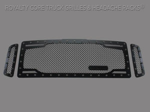 ROYALTY CORE Ford Super Duty 2005-2007 RC2 Twin Mesh Grille