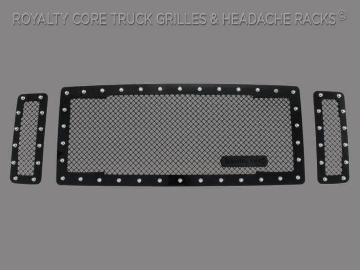 Royalty Core RC1 Classic Grille For 2008-2010 Ford F-250/350 Super Duty