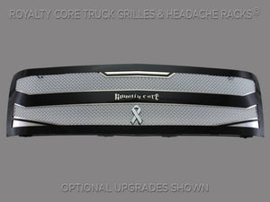 Royalty Core Royalty Core Chevrolet Silverado Full Grille Replacement 2500/3500 HD 2007-2010 RC4 Layered Grille