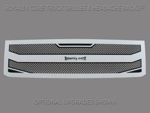 Royalty Core 15443 Chevrolet Silverado 2500/3500 HD 2015-2018 RC4 Layered Grille