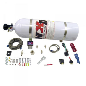 NITROUS EXPRESS NXD12002 NXD STACKER 4 DIESEL NITROUS SYSTEM - WITH .157 NITROUS SOLENOID, 300HP