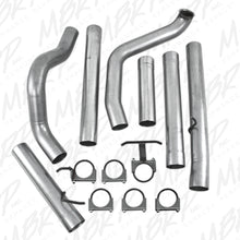 "MBRP S6200PLM  4"" PERFORMANCE SERIES TURBO-BACK EXHAUST SYSTEM S6200PLM 1999-2003 FORD 7.3L POWERSTROKE (ALL CABS & BEDS)"