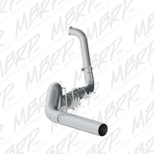 "MBRP 5"" PERFORMANCE SERIES TURBO-BACK EXHAUST SYSTEM S62240P 2003-2007 FORD 6.0L POWERSTROKE (ALL CREW & EXTENDED CABS)(OFF-ROAD)"