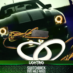 Switchback MM Halo Rings