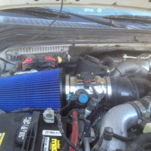 NO LIMIT FABRICATION 6-4-08-10-COLD-AIR-INTAKE-W/FILTER - 64CAIO