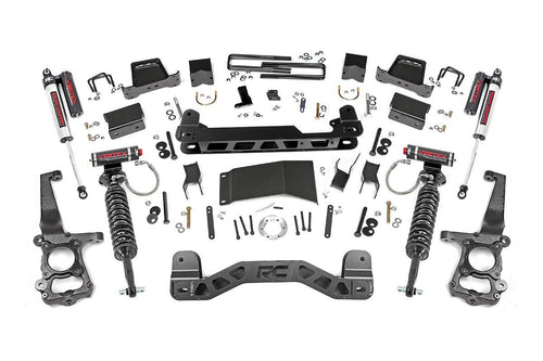 ROUGH COUNTRY 6IN FORD SUSPENSION LIFT KIT (15-19 F-150 4WD)
