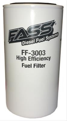 FASS FF-3003 REPLACEMENT FUEL FILTER | UNIVERSAL
