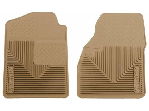 HUSKY 51033 LINERS ALL WEATHER FLOOR MATS | 1999-2007 gm 1500/2500/3500