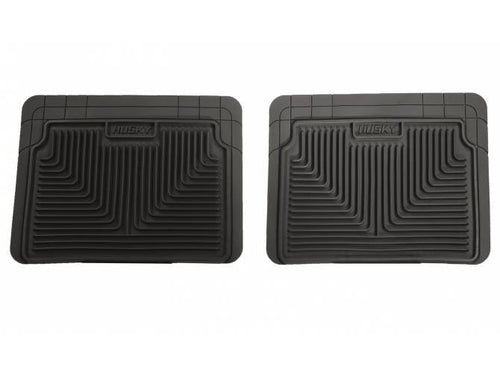 HUSKY 52021 LINERS ALL WEATHER FLOOR MATS | 1999-2007 GM 1500/2500/3500