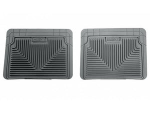 HUSKY 52022 LINERS ALL WEATHER FLOOR MATS | 1999-2007 GM 1500/2500/3500