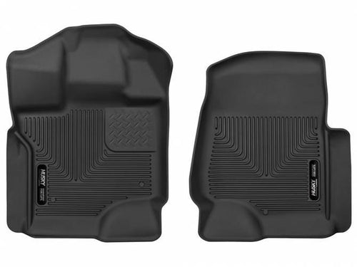 X-ACT CONTOUR FLOOR LINERS 2017 FORD F-250 SUPER DUTY - 53361 / 53381