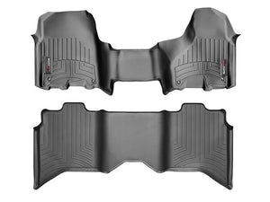 WeatherTech DigitalFit Floor Liners 444771-442163