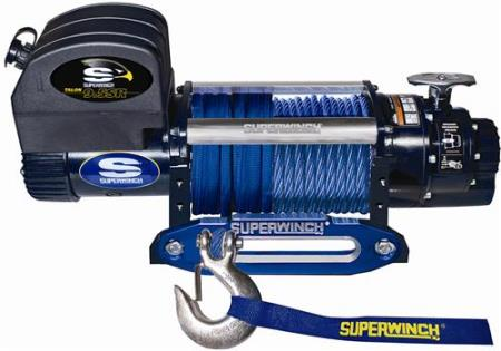 SuperWinch Talon 9.5 SR 9500lb Winch with Synthetic Rope - 1695201