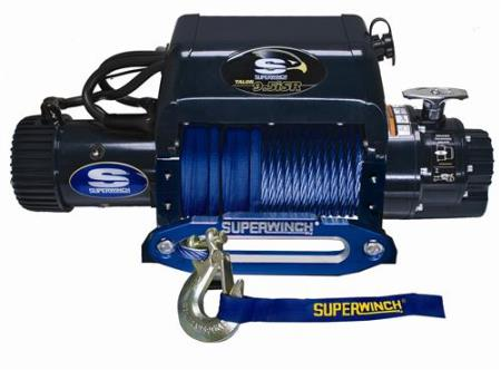 SuperWinch Talon 9.5i SR 9500lb Winch with Synthetic Rope - 1695211