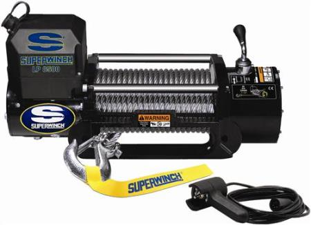 SuperWinch LP8500 8500lb Winch - 1585202