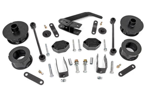 ROUGH COUNTRY 2.5IN JEEP SERIES II SUSPENSION LIFT KIT (07-18 JK WRANGLER)