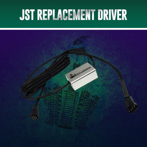 JST Replacement Driver