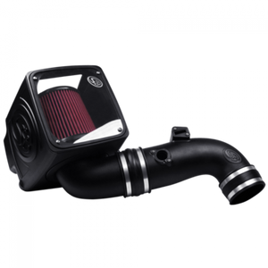 S&B FILTER 75-5075-1D COLD AIR INTAKE FOR 2011-2016 CHEVY / GMC DURAMAX 6.6L