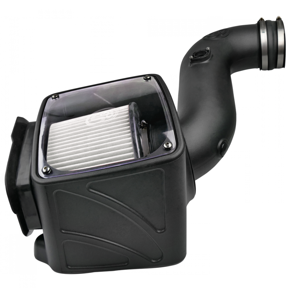 S&B 75-5080D COLD AIR INTAKE FOR 2006-2007 CHEVY / GMC DURAMAX LLY-LBZ 6.6L
