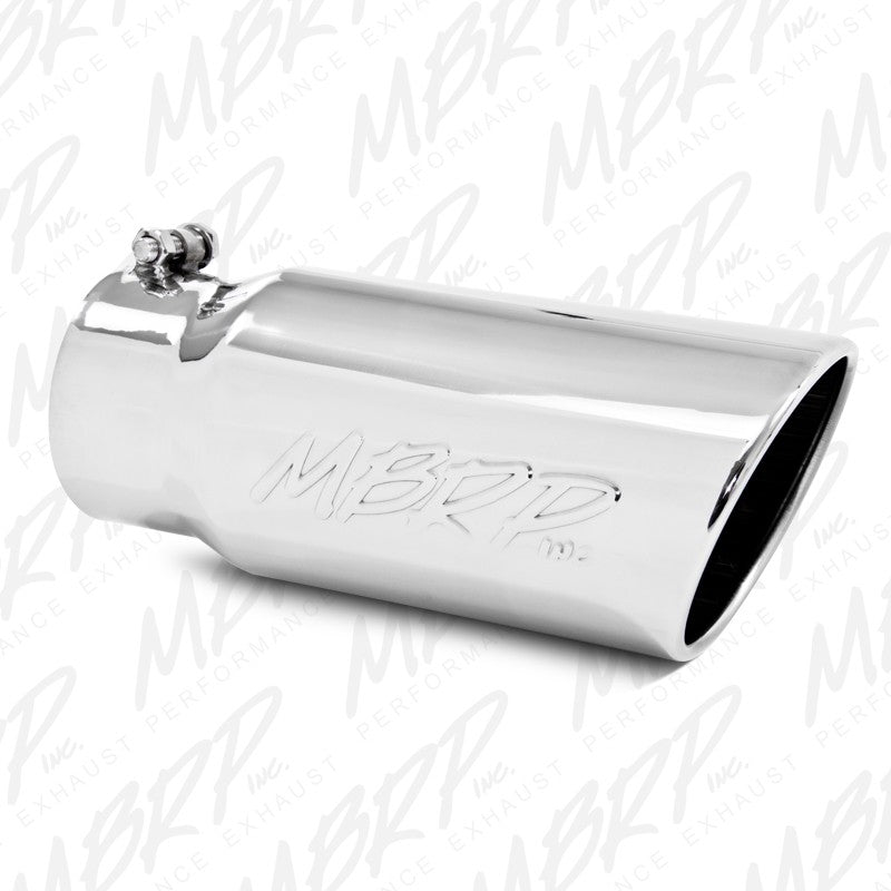 """MBRP 01-10 GMC//Chevy Duramax Truck 4/"""" Down Pipe Back Single Side,Off Road AL"""