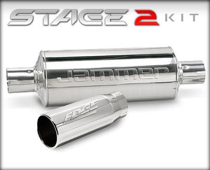 EDGE 29124-D STAGE 2 CTS2 PERF. PKG (DRY FILTER) 04.5-05 GM 6.6L DURAMAX LLY (CC & EXT. CAB, LB)