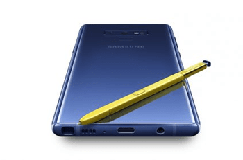 Why Samsung Galaxy Note 9?