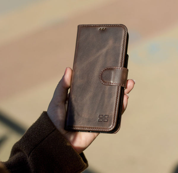 Galaxy S20 FE Leather Case