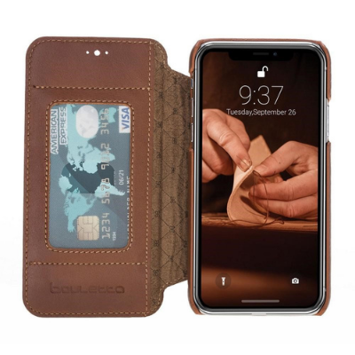 IPhone XS Max Ultimate Book Leather Phone Cases