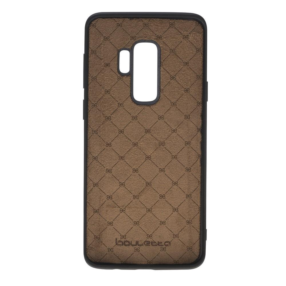 Phone Case Magnetic Detachable Leather Wallet Case for Samsung Galaxy S9 Plus - Floater Black Bouletta Case