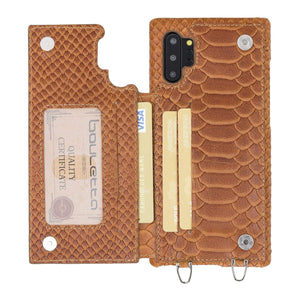 Saff Ultimate Case with Strap for Note 10 Plus - SND5