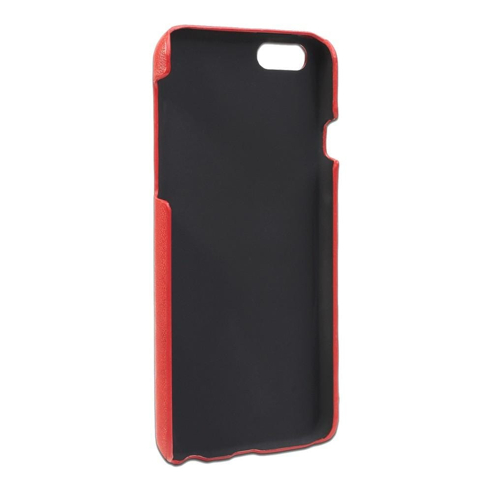 Phone Case Ultimate Jacket Leather Phone Case Apple iPhone 6/6S - Creased Red Bouletta Case