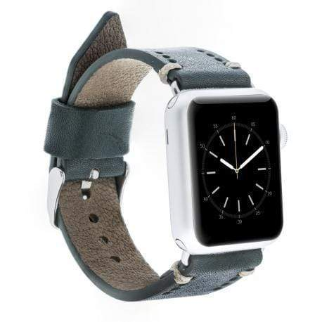 Watch Band Leather Watch Strap for Apple Watch 42mm / 44mm - SM29 Bouletta Shop