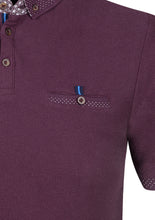 POLO SHIRT - JERSEY - WITH POCKET - RED