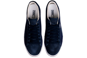 PUMA CLYDE SUEDE MADE IN JAPAN PEACOAT BLUE