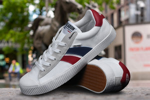 PALLADIUM  PALLAPHOENIX FLAME C  STAR WHITE/FRENCH