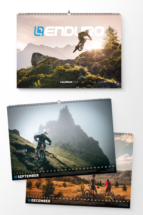 ENDURO Calendar 2019 - Limited Edition!