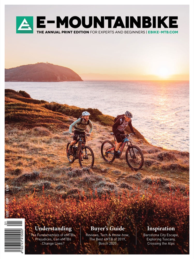E-MOUNTAINBIKE Print Edition 2019 (English)