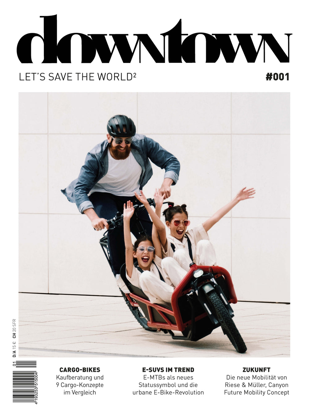 DOWNTOWN Print-Edition 2020 (German)